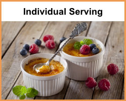 Individual Servings