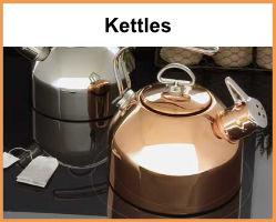 Coffee & Tea Kettles