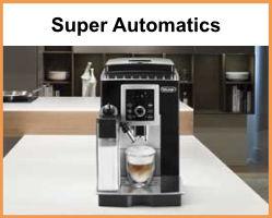 Super Automatic Coffee Machines