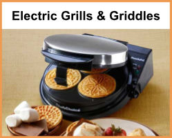 Electric Grills & Griddles