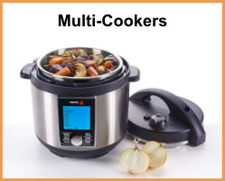 Electric Multi-Cookers