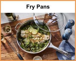 Le Creuset Fry Pans