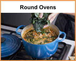 Le Creuset Round Ovens
