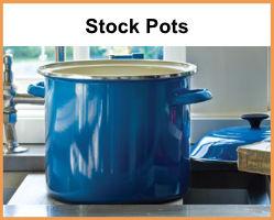 Le Creuset Stock Pots