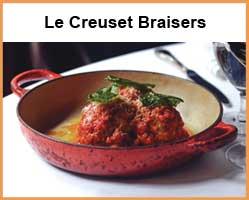 Le Creuset Braisers