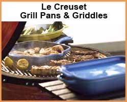 Le Creuset Grill Pans & Griddles