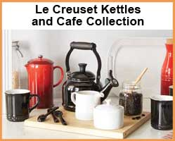 Le Creuset Kettle Cafe Collection