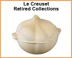 Le Creuset Retired Collection