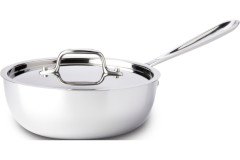 All-Clad Stainless Steel Sauciers