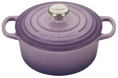 Le Creuset Signature Round 2 Quart French Cast Iron Oven Provence
