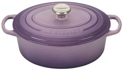 Le Creuset Signature Oval 2.75 Quart French Cast Iron Oven Provence