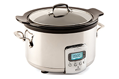 All-Clad Electric 4 Quart Slow Cooker