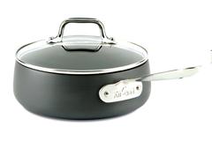 All-Clad HA1 Nonstick 2.5 Quart Saucepan with Lid