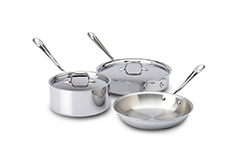 All-Clad Stainless 5-Piece Starter Cookware Set