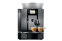 Jura Giga W3 Professional Automatic Coffee Machine Aluminium