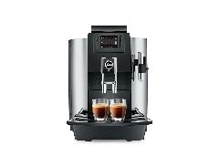 Jura WE8 Automatic Coffee Machine Chrome