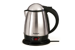 Chef'sChoice Stainless Steel Cordless Electric SmartKettle