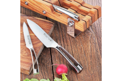 Cangshan N1 Series 4-Piece Starter Knife Block Set