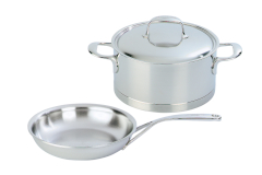 Demeyere Atlantis 3 Piece Starter Cookware Set