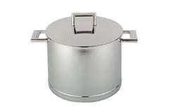 Demeyere John Pawson 8.5 Quart Stock Pot with Lid
