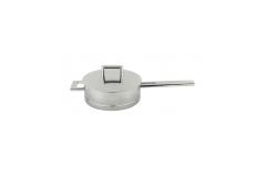 Demeyere John Pawson 5.1 Quart Saute Pan with Lid and Helper Handle