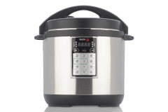 Fagor Lux All-in-One 8 Quart Multi-Cooker Silver