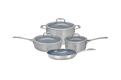 Zwilling Spirit Stainless Steel Nonstick Thermolon 7 pc Set