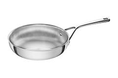 """Zwilling J.A. Henckels Aurora 9.5"""" Stainless Steel Fry Pan"""
