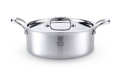 Hammer Stahl 6 Quart Dutch Oven & Cover