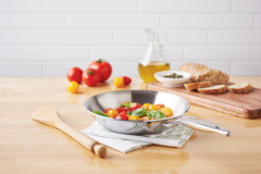 Hammer Stahl Stainless Steel Fry Pans