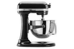 KitchenAid Pro 600 Series 6 Quart Bowl-Lift Stand Mixer Black Onyx