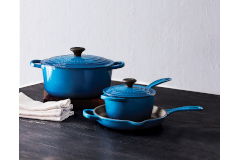 Le Creuset Cast Iron 5 Piece Signature Sets