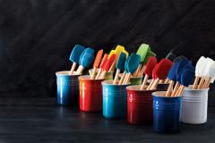 Le Creuset Craft Series Spatulas