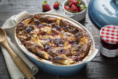 Le Creuset Stoneware Heritage Oval Covered Casseroles