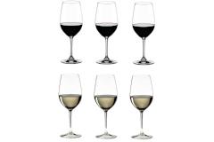 Riedel Vinum Riesling/Zinfandel Wine Glasses, Set of 6