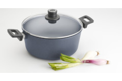 Woll Diamond Plus Induction 7.9 Quart Stock Pot With Lid