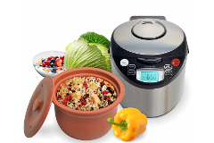 VitaClay Smart Organic Clay Multicooker