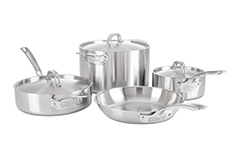 Viking Professional 5-Ply 7 Piece Cookware Set