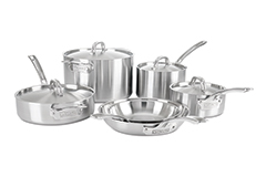 Viking Professional 5-Ply 10 Piece Cookware Set
