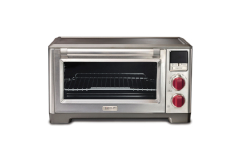 Wolf Gourmet Countertop Oven Red Knob