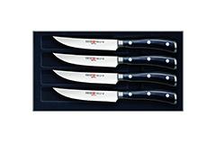 Wusthof Classic Ikon 4 Piece Steak Knife Set
