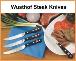 Wusthof Steak Knives