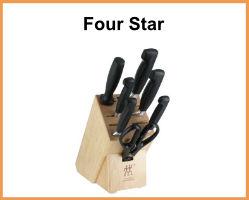 Zwilling J.A. Henckels 4 Star Knives